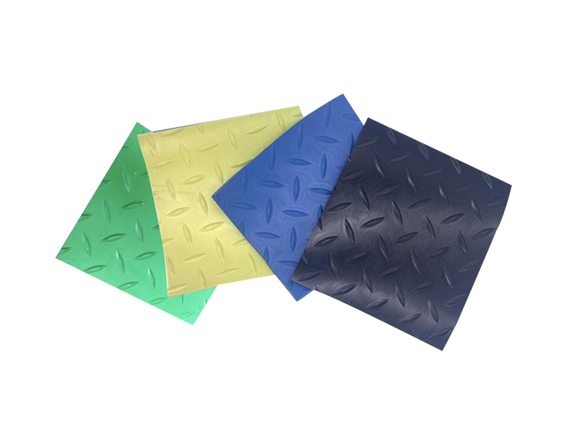What are the main reasons for the selection of anti-skid rubber plate? There are many kinds of patterns, but the price is different? How to choose?